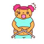 食欲の秋は体重計に乗るのが怖いですね!